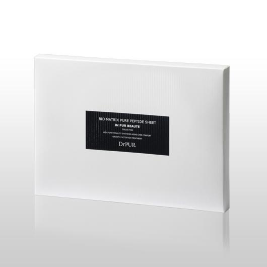 #10 BIO MATRIX -PEPTIDE SHEET バイオ マトリックス ペプチドシート 10枚入り / 本体価格 ¥15,000